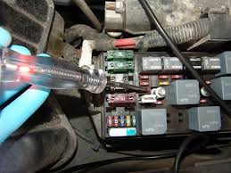 sparky s answers cadillac deville runs poorly code p the new fuse has power on both sides