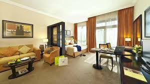Wonderful Al Manzel Hotel Apartments: One Bedroom Studio