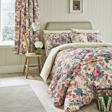 sanderson chelsea bedding sets in indigo berry