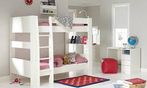 kids bunk bed. Elegant Kids White Bunk Beds Bed