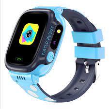Đồng hồ thông minh định vị khu vực trẻ em, lắp sim nghe gọi loa to rõ ràng,  giao diện tiếng Việt - Hàng nhập khẩu - Đồng hồ thông minh Thương