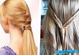 Plivat Dlouhé Vlasy To Udělat Sami Foto Krok Za Krokem účesy