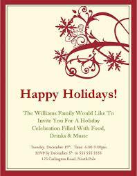 Printable Christmas Flyers Free Printable Christmas Party Flyer 2454287934201 Free Printable
