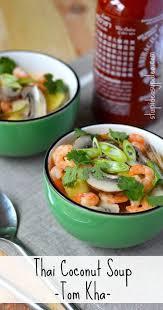 thai coconut soup tom kha stupid easy paleo here for the