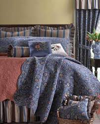wakefield quilt bedding by c f