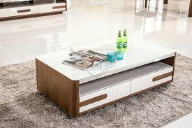 center table for living room glass center table living room white glass top center table design