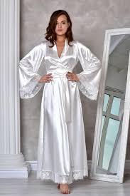 Light ivory long bridal robe Wedding kimono lace robe Bridal | Etsy