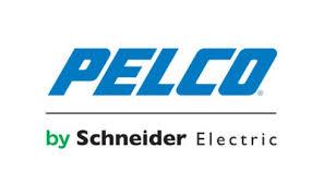schneider electric logo. associated brand pelco schneider electric logo