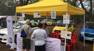 we organize events to promote electric vehicles