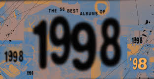 The 50 Best Albums Of 1998 Pitchfork