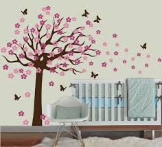 wall decal flowers erfly