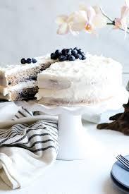 Gluten Free Blueberry Banana Cake Allergylicious