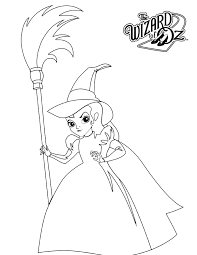 Small Picture Wizard Of Oz Coloring Pages ALLMADECINE Weddings The Great