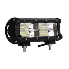 Best Atv Lights Led Pods Light Amses 9 Inch 144w Led Work Light Bar Off Road Driving Lights Spot Fog Lights For Trucks Jeep Atv Suv Utv 4x4 Boats Pick Up 2 Years