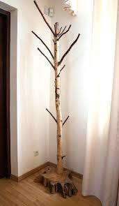 tree hat rack coat rack free standing birch coat stand rustic birch coat stand rustic tree tree hat rack