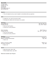 Resume Examples Sample Of Free Resume Maker Download Online Resume