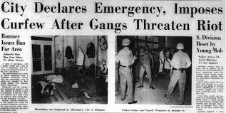 Image result for 1967 detroit riots dead