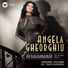 <b>Angela Gheorghiu</b>: <b>Eternamente</b> | WFMT