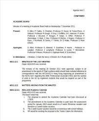 Sample Student Agenda Unique 44 Printable Agenda Examples Samples