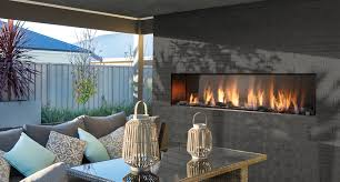 ofp7972s1n outdoor linear gas fireplace mqg5c glass media mqrbd3 drift wood mqstone decorative