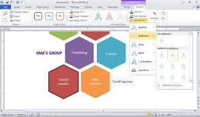 Five Tips For Using Smartart In Office 2010 Techrepublic