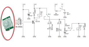 wiring diagram for pir sensor wiring diagram site pir circuit diagram data wiring diagram pressure sensor wiring diagram night security light hacked pir