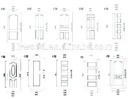 bi fold doors sizes door rough opening closet internal bifold custom size