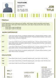 optimal resumes optimal resume modern resume 19 examples of resumes
