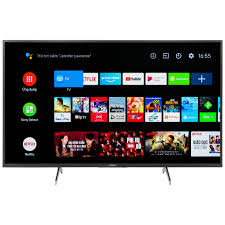 Android Tivi Sony 4K 49 inch KD-49X8050H - Android 9.0, Remote thông minh,  Độ phân giải Ultra HD 4K