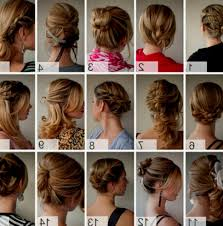 Hairstyles Astounding Quick And Easy Hairstyles For Thick Hair