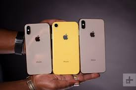 apple iphone xs vs iphone xs max vs iphone xr