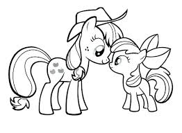 Coloring Pages My Little Pony My Little Pony Twilight Sparkle