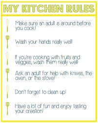 Kitchen Safety Worksheets Kitchen Safety Kitchen Safety Worksheets ...