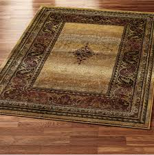 kitchen rugs with rubber backing area ideas patchwork rug cowhide french style cabin deer spanish wildlife art deco carved rustic dining room