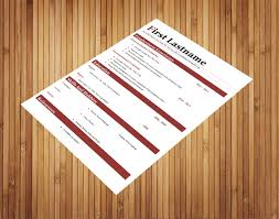 100 Resume Template Open Office Free Resume Template