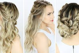 Easy Quick Hairstyles 78 Wonderful Hairstyles That Are Easy To Do Cute For School Yourself Step By