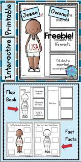 best ideas about famous black americans black have your children research jesse owens if you enjoy this foldable check