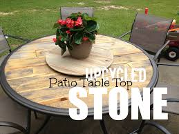 Replacement Patio Table Tops