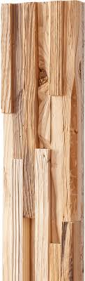 recycled wood wall panel