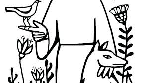 St Francis Of Assisi Coloring Pages Saint Of Coloring Page St