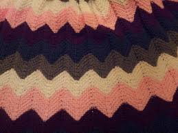 Easy Ripple Afghan Patterns Simple Ideas