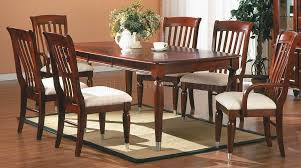 Finish Traditional Pc Dining Room Set WOptional Items - Traditional dining room set