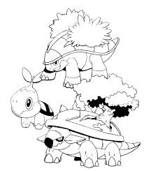 Small Picture Electrode Pokemon Coloring Pages Coloring Page