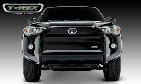 Toyota 4 Runner Billet Grille, Main & Bumper, Overlay, 3 Pc's ...