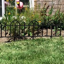 garden edging fence. Victorian Garden Border Fencing Edging Fence E