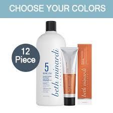 Salonredi Product Details Beth Minardi Permanent Cream 12