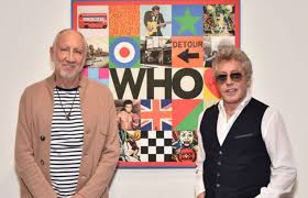The Who announce new album, tour and share first single -