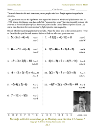 worksheet solving linear inequalities worksheet li 1 that nasty two faced symbol which is mathops symbol