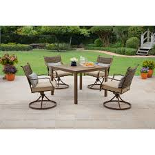 better homes and gardens lynnhaven park 5 piece patio