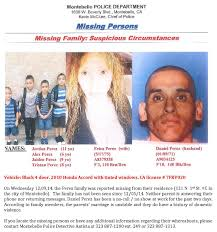 Make A Missing Poster 24 Missing Montebello Children Found Safe Mother Found Dead In 22